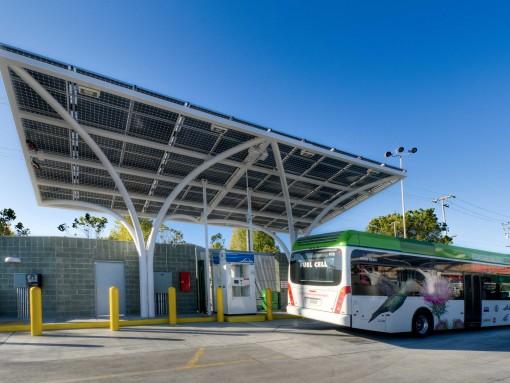 Ac Transit Hydrogen Fueling Station W L Butler