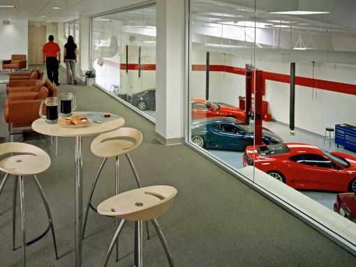Ferrari Maserati Of Silicon Valley W L Butler