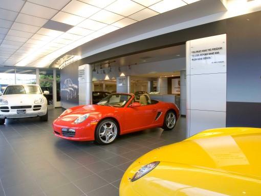 Michael Stead Porsche W L Butler
