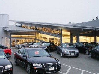 Subaru Dealership Walnut Creek >> Projects - W. L. Butler