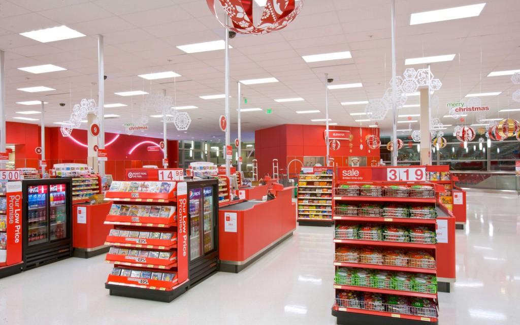 Target Christmas Commercial.Target Sunnyvale Interior 8 W L Butler